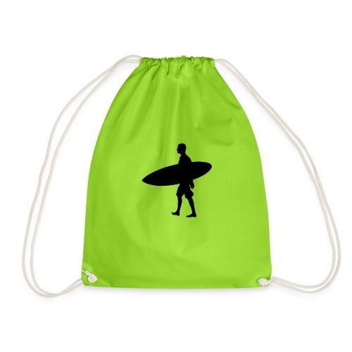 Surfer - Turnbeutel