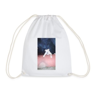 What you looking at - Drawstring Bag