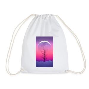 pure aesthetic - Drawstring Bag