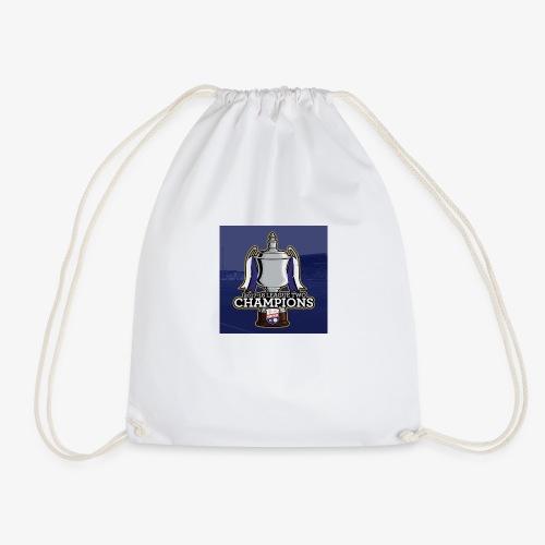 MFC Champions 2017/18 - Drawstring Bag
