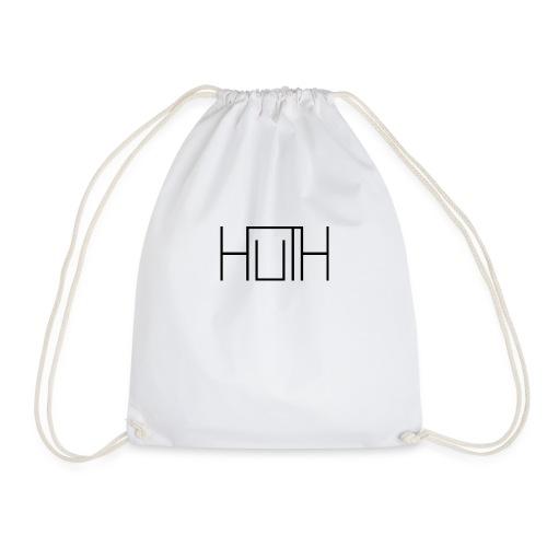 Huth - Mein Logo - Turnbeutel