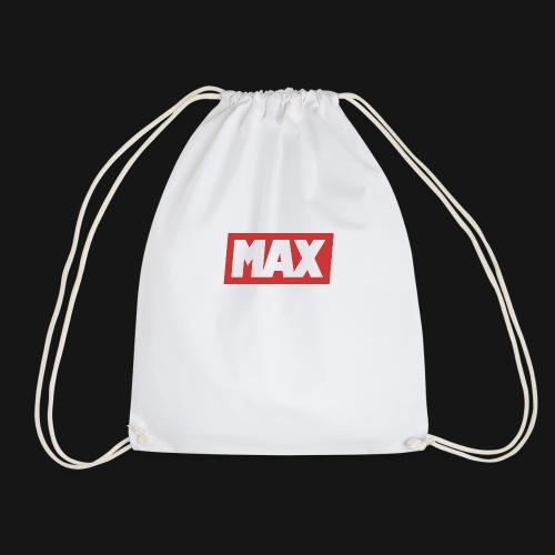 Max Red/white - Sac de sport léger