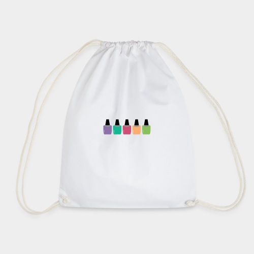 Only One Green - Drawstring Bag