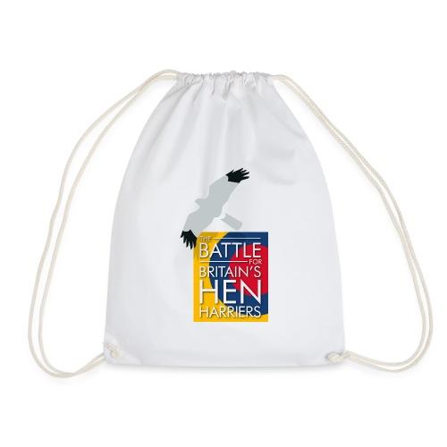 New for 2017 - Women's Hen Harrier Day T-shirt - Drawstring Bag