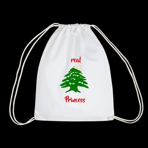 Lebanese princess - Turnbeutel