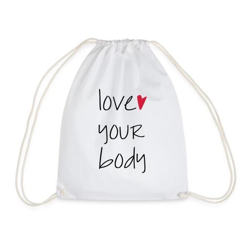 love your body - Turnbeutel