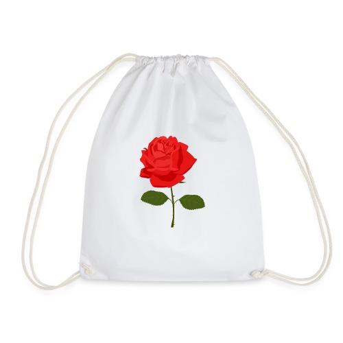 Red Rose - Gymtas