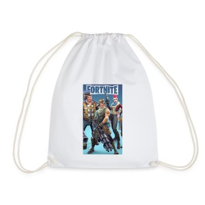 Fortnite 527b0040 ef81 3f12 93f4 2bfc1511f988 - Drawstring Bag