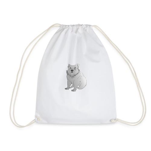 BRITISH BULLDOG CHARITY (NON PROFIT) - Drawstring Bag