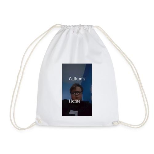 My merch buy now - Drawstring Bag