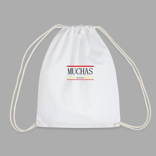 MUCHAS GRACIAS - Trend Eddition - Drawstring Bag