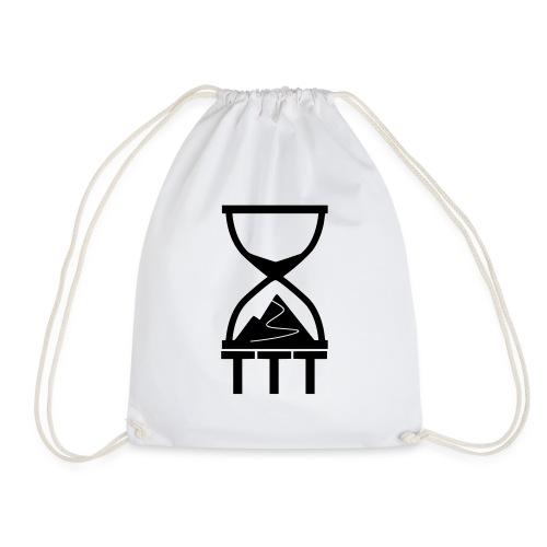 ttt - Drawstring Bag