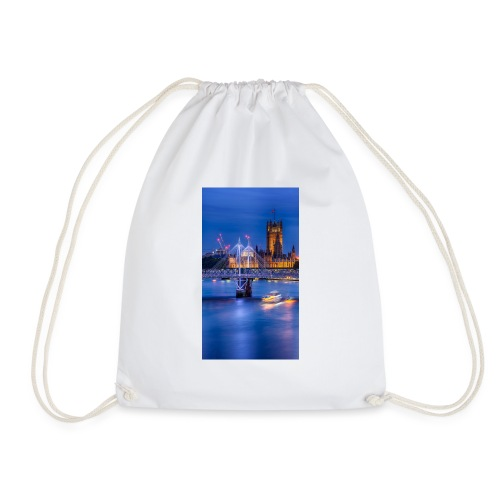 Peace full - Drawstring Bag
