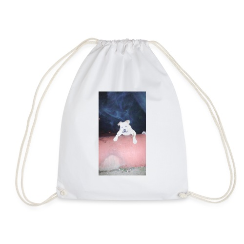 What you looking at - Drawstring Bag