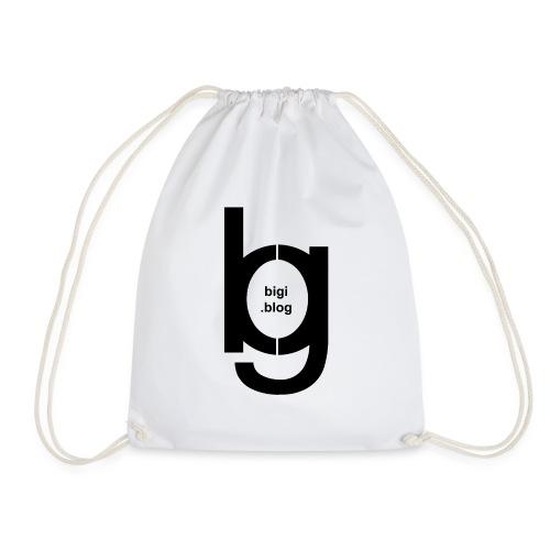 bigi logo black - Turnbeutel