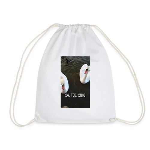den hvide svane - Sportstaske