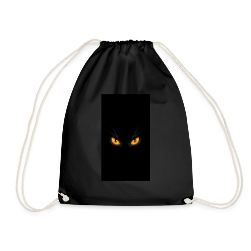 Black cat eye - Turnbeutel
