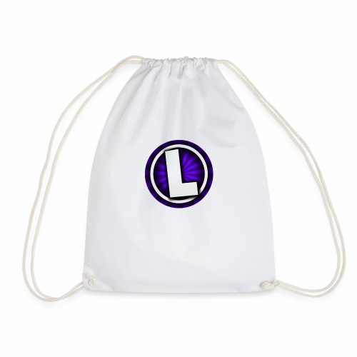Lynx's Logo Design - Drawstring Bag