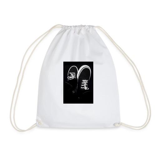 Walk with me - Drawstring Bag