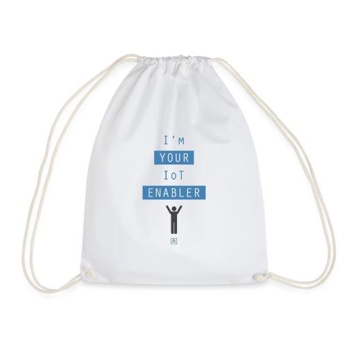 I'm Your IoT Enabler - Drawstring Bag