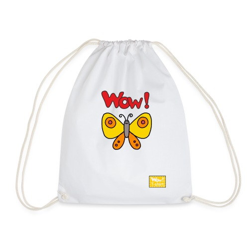 Butterfly - Drawstring Bag