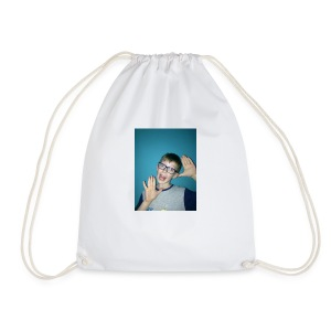 Camzy vlogz surprise photo - Drawstring Bag