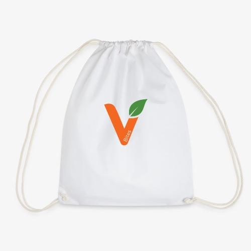 VBites Branded Goods - Drawstring Bag