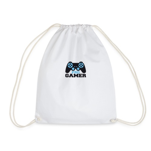 Pro-Gamer-Post-w644h362 - Drawstring Bag