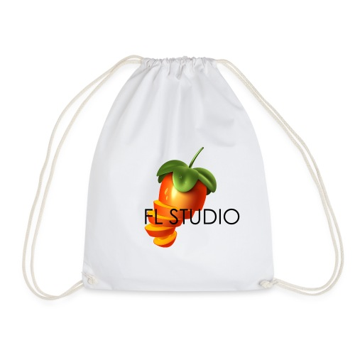 Sliced Sweaty Fruit - Drawstring Bag
