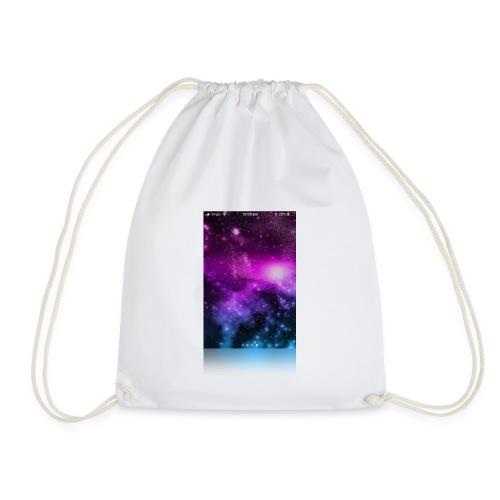 Galaxy long sleeved t-shirt kids - Drawstring Bag