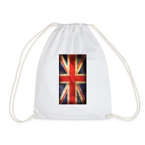 English Flag jpg - Gymnastikpåse