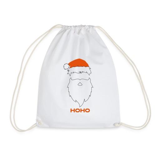 Santa Claus - Drawstring Bag