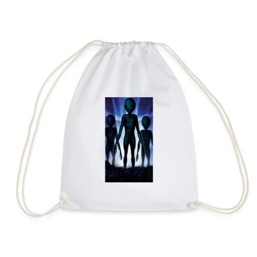 Alien 👽 - Turnbeutel