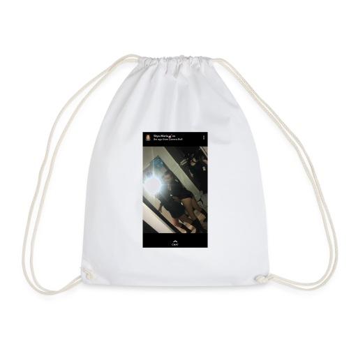 FA8A815A 1B14 4B9A 9488 5431DD558435 - Drawstring Bag
