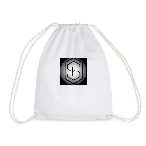 It's a s.h clothing brand which includes t shirts - Drawstring Bag