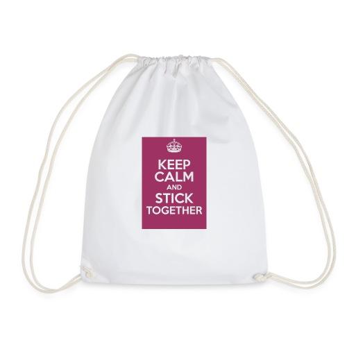Keep calm! - Drawstring Bag