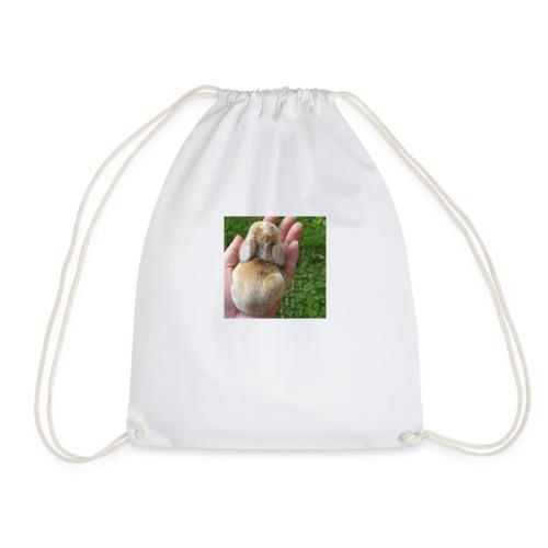 Conejo bebe - Mochila saco