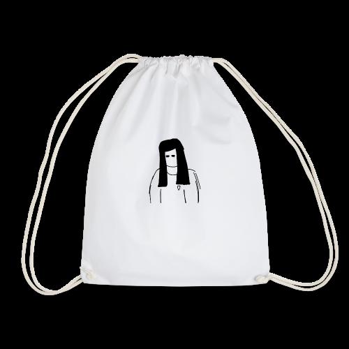 Girl - Drawstring Bag