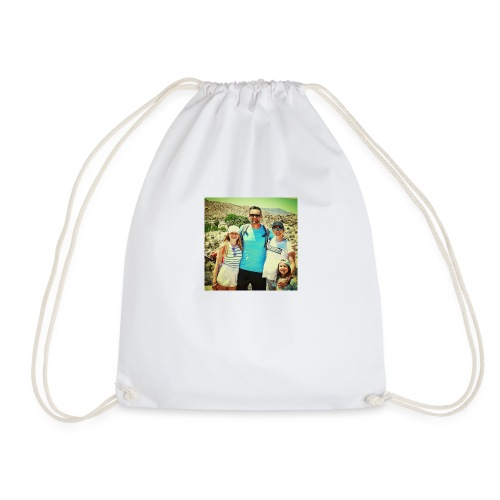 Family fizz - Drawstring Bag