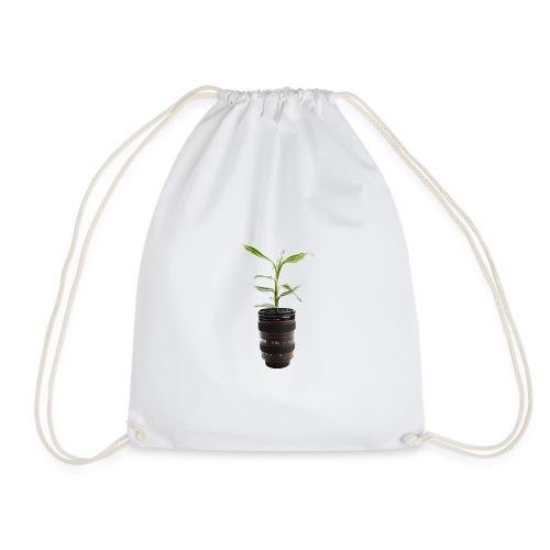 Pflanze im Objektiv - Turnbeutel