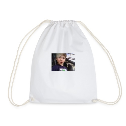 Adam Heggie Vlogs Mug - Drawstring Bag