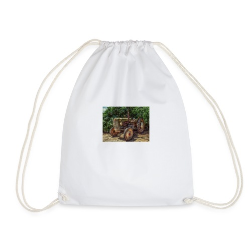 tractor - Drawstring Bag