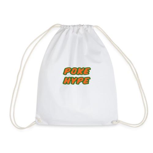 pokehypetshirt1 - Drawstring Bag