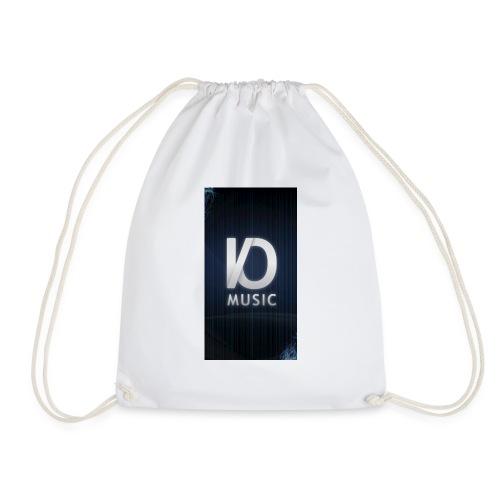 iphone6plus iomusic jpg - Drawstring Bag
