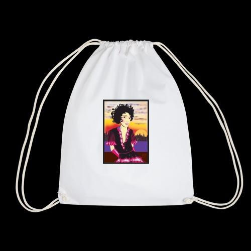 Lil Curl - Drawstring Bag