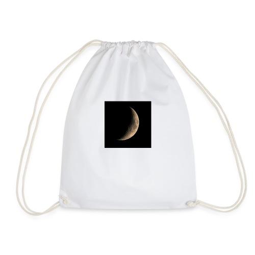 Moon - Drawstring Bag
