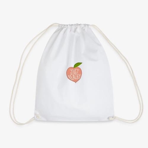 Just Peachy - Turnbeutel