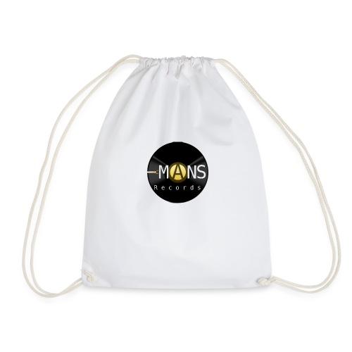Logo MANS Records - Drawstring Bag