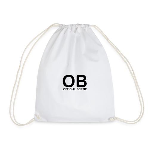 Official Bertie - Drawstring Bag