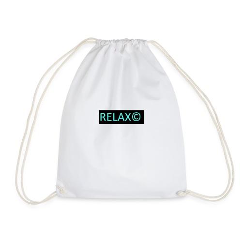 RELAX© t shirt - Turnbeutel